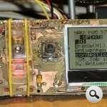 pic18f8722 nokia 6610 lcd gps