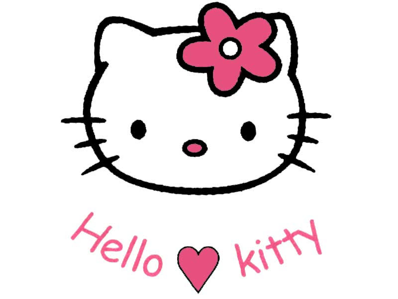 Free Hello Kitty Cheerleader Vector Download Free Clip Art Free