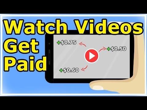 Earn Money Watching VIDEOS - Easy Make Money Online