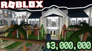 Luxurious Modern House Super Cheap Roblox Bloxburg - roblox bloxburg house ideas mansion