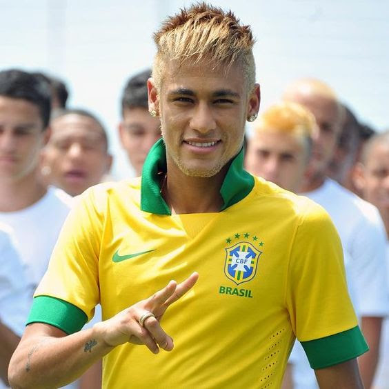Top 10 Neymar Hairstyles You Should Try In 2017| Men Style ...