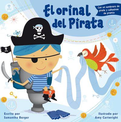 El orinal del pirata - cob ESP.indd