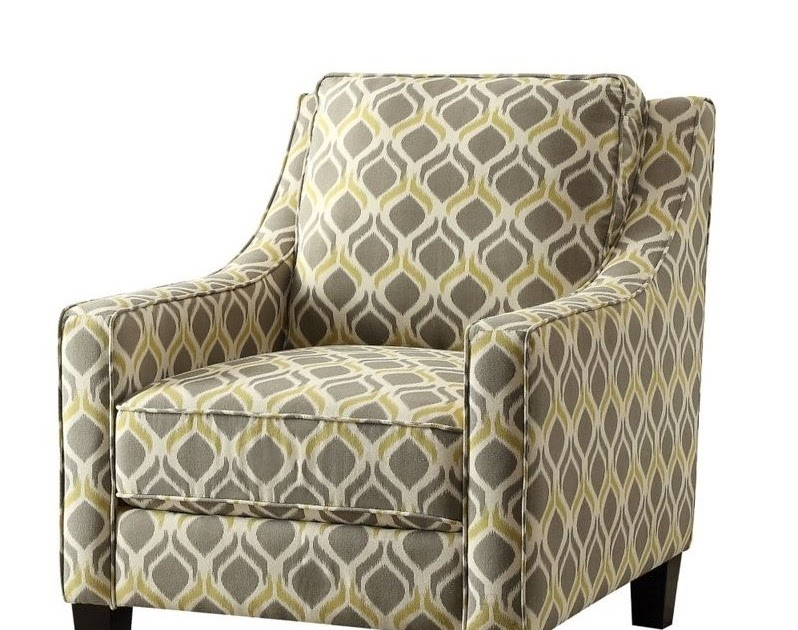 Furniture Accent Chairs Coaster Upholstered Accent Chair