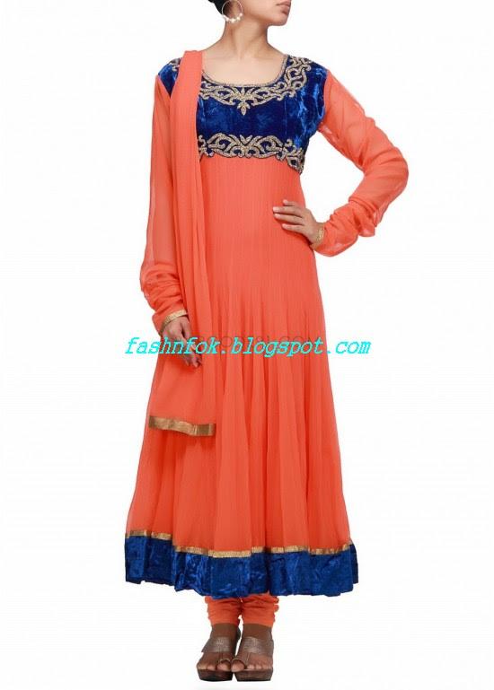 Anarkali-Umbrella-Fancy-Embroidered-Frock-New-Fashion-Outfit-for-Girls-by-Designer-Kalki-5
