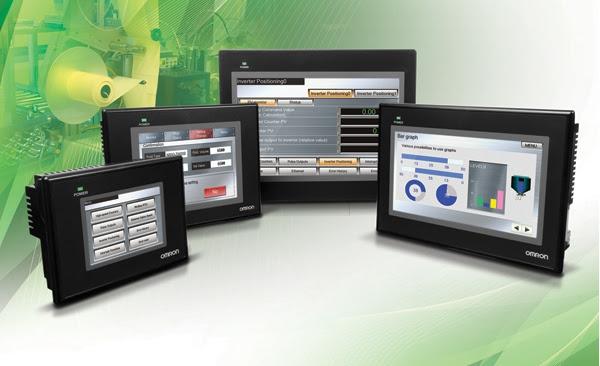 Omron presenta la nueva gama de terminales HMI de la serie NB de altas prestaciones