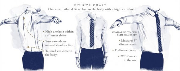 FIT- extra slim fit