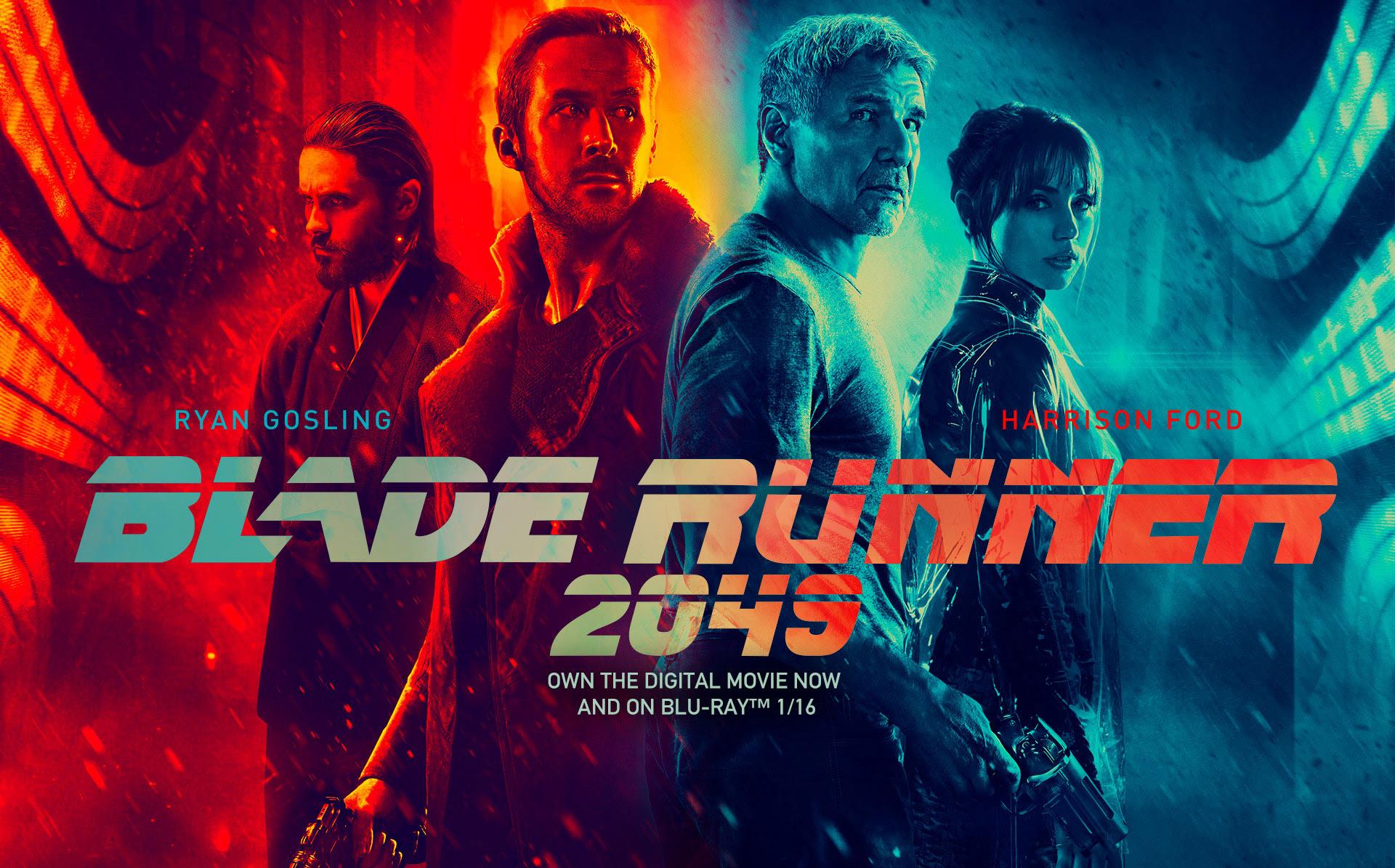 Resultado de imagem para Blade Runner 2049 posters
