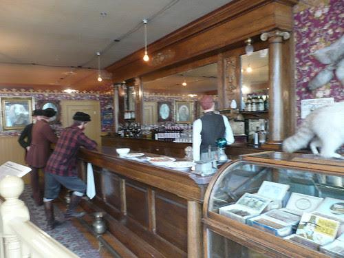 Saloon museum