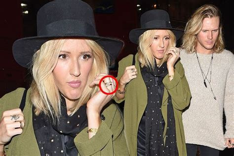 Ellie Goulding and Dougie Poynter fuel more engagement