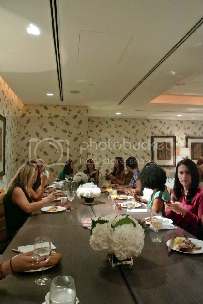 Lucky FABB Brunch at the Crosby Street Hotel