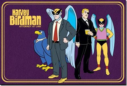 Harvey o Advogado 1 temporada