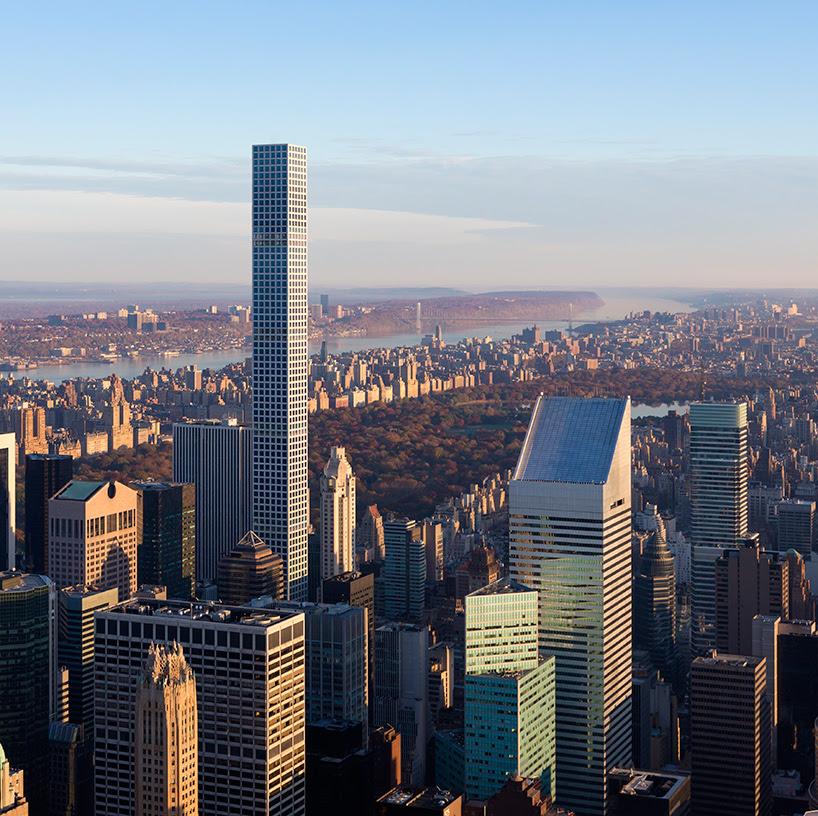 432 park avenue: a look inside rafael viñoly's NY skyscraper