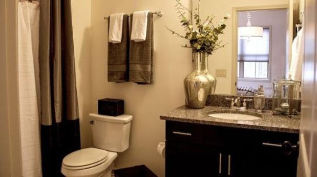 Dormitorio muebles modernos banos sencillos y bonitos for Banos bonitos y modernos