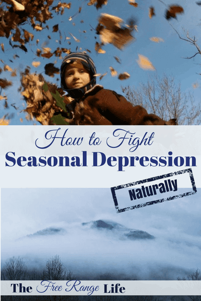How to Fight Seasonal Depression Naturally - The Free ...