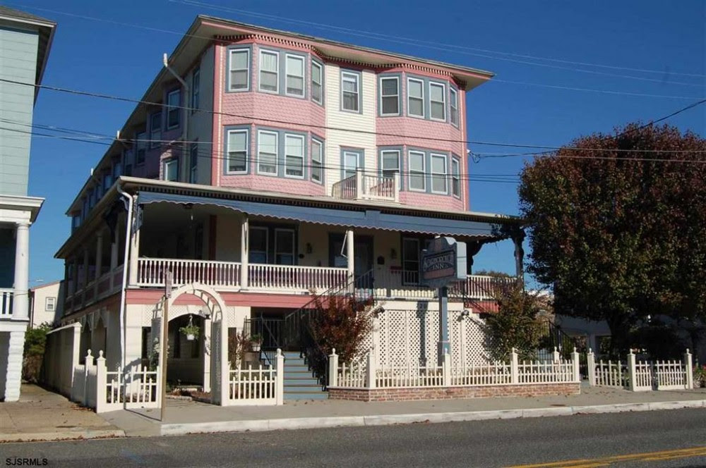 720 Ocean Ave, Ocean City NJ 08226, Scarborough Inn  Home for Sale  Real Estate Listing