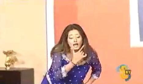 Chan Gujra   Sidra Noor Hot Mujra   WWE Mujra
