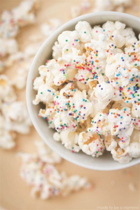 Popcorn Recipes   The Girl Creative