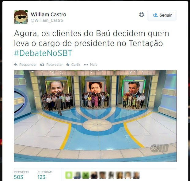 blog do valdemar tib225 2186 debate dos presidenci225veis