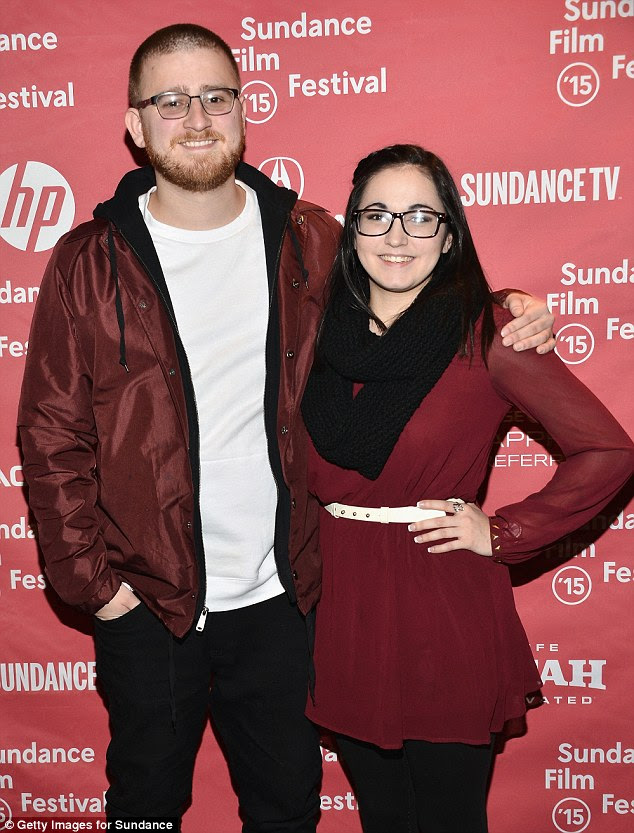 Film subjects Kendall Plemons and Tressa Silguero attend the 'Hot Girls Wanted' Premiere during the 2015 Sundance Film Festival on January 24, 2015 in Park City, Utah