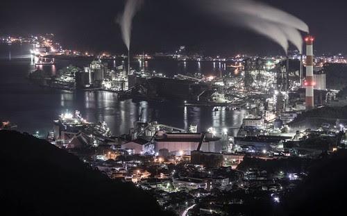 太平洋セメント 大分工場(津久見)