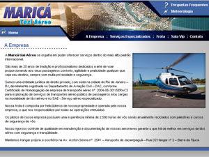 Empresa Maricá Táxi Aéreo já tem três voos programados para o Rock in Rio (Foto: Divulgação/ Divulgação)