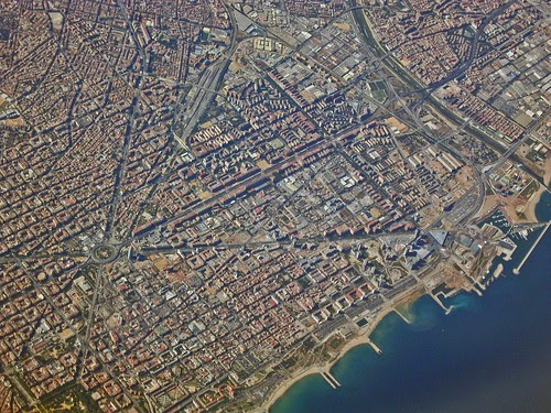 Barcelona from the Air 05