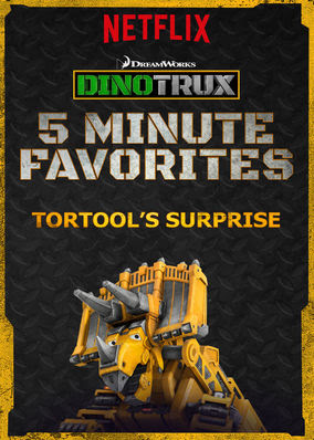 Dinotrux 5 Minute Favorite: Tortool's...