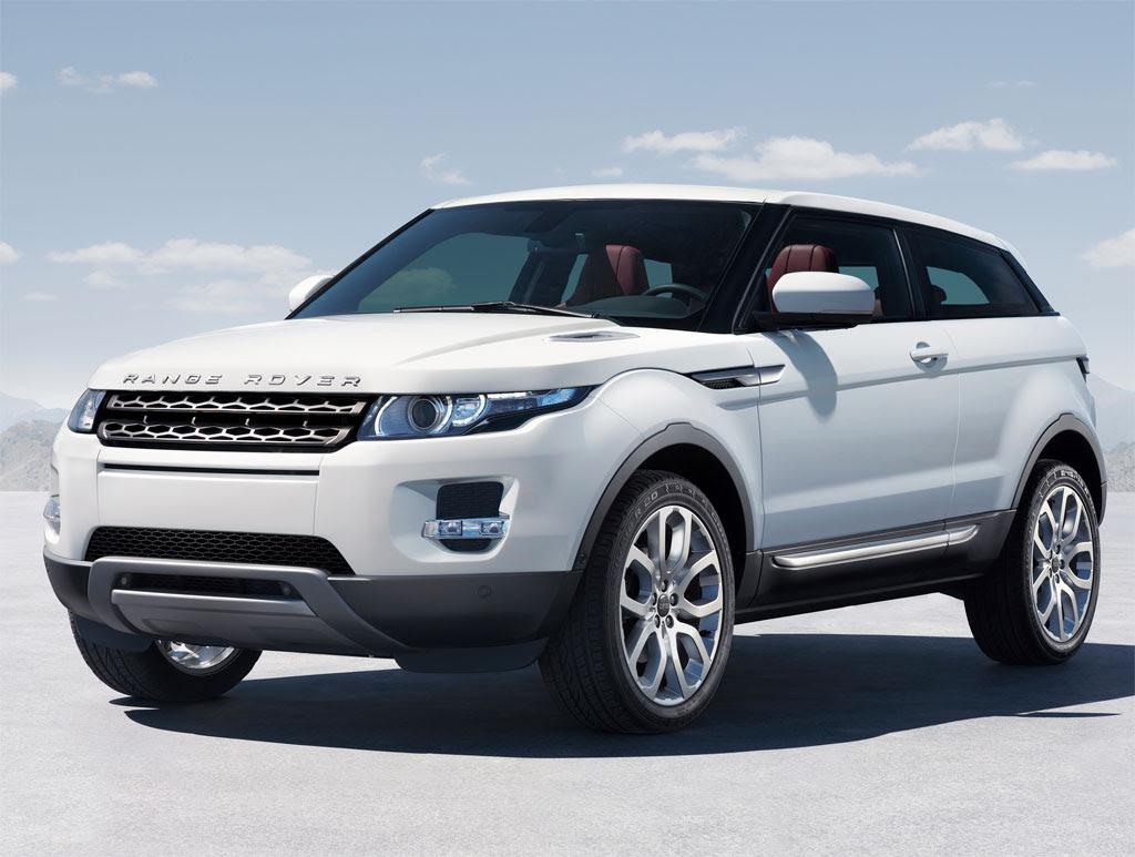 100 Hot Cars » Land Rover Range Rover Evoque