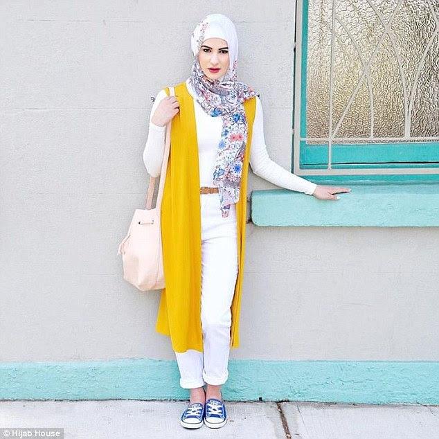 Hijab Fashion Inspiration Facebook Hijaberduit