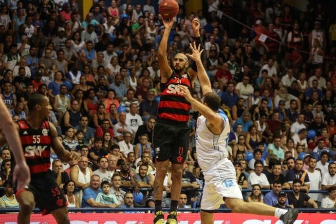Marquinhos Flamengo NBB (Foto: Luiz Pires / LNB)