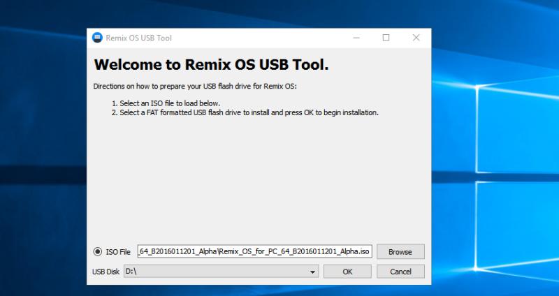 Cómo instalar Remix OS en un pendrive y convertir cualquier PC en un sistema Android