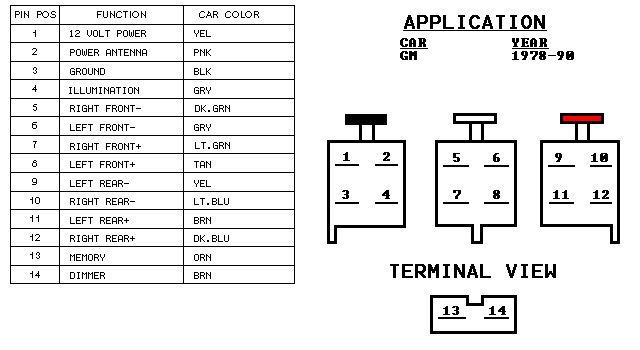 2006 gmc sierra radio wiring diagram 34 2000 gmc sierra radio wiring diagram wiring diagram list  34 2000 gmc sierra radio wiring diagram
