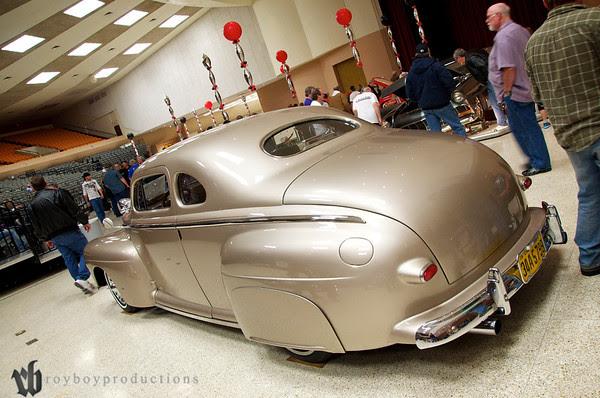 Ed Pogue1947 Ford Custom Coupe