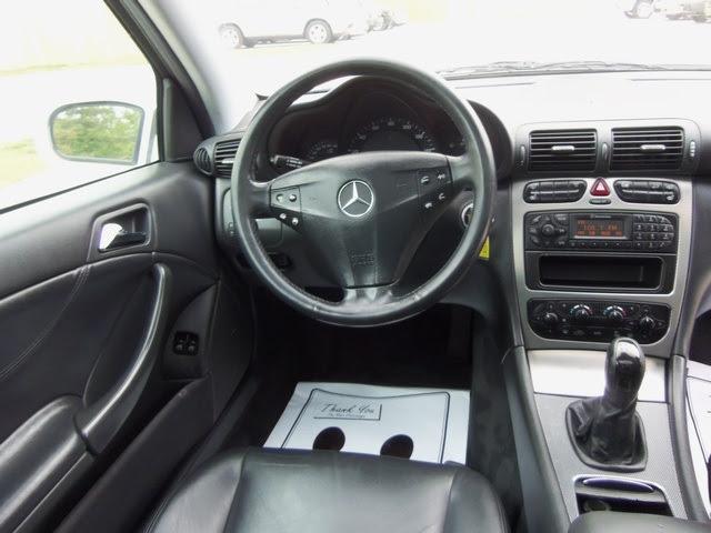 2002 Mercedes-Benz C230 Kompressor