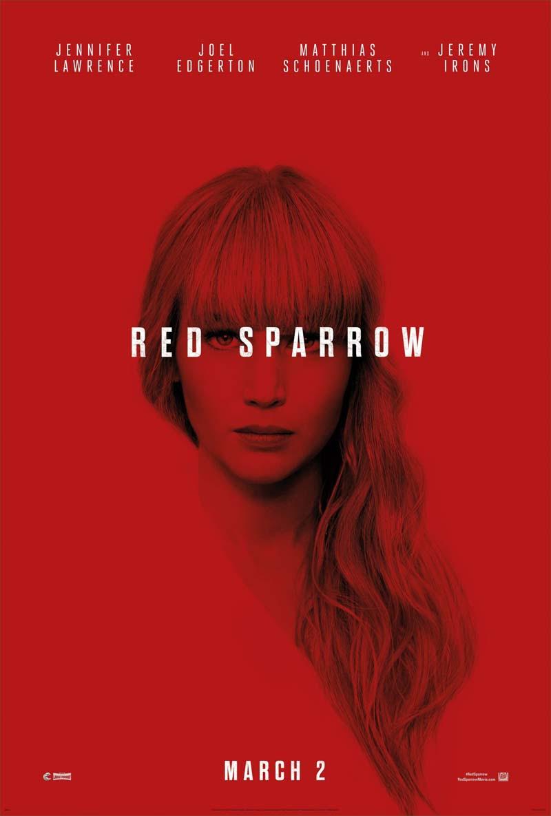 Resultado de imagen para red sparrow poster