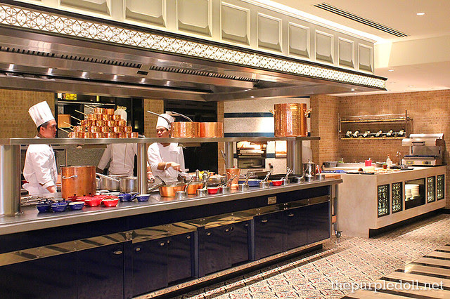 French Oven Section at Spiral Sofitel Manila