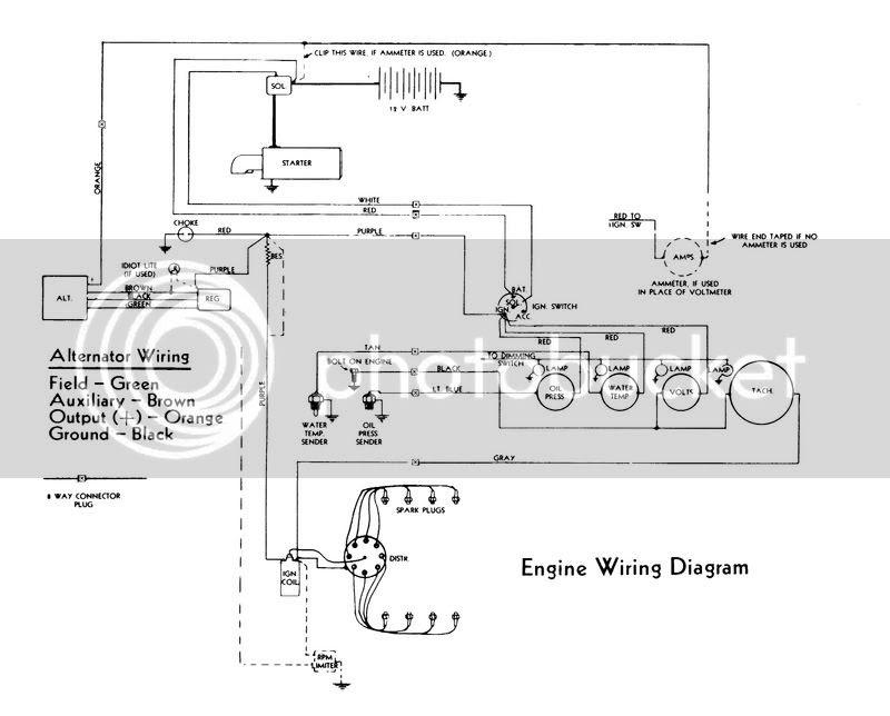 Printable Boat Wiring Diagram
