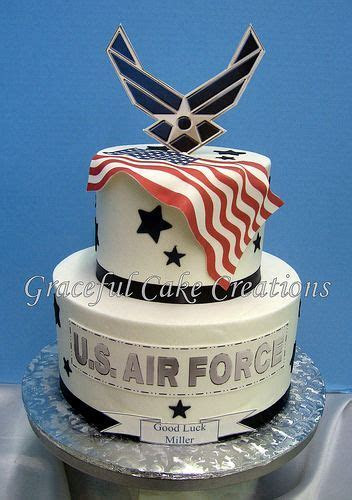 U.S. Air Force Cake in 2019   Specialty Cakes by Graceful