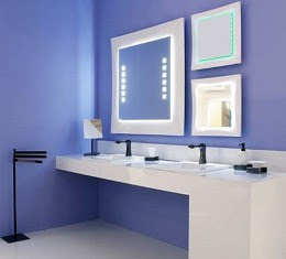 COOL BATHROOM LIGHTS - Bathroom Furniture