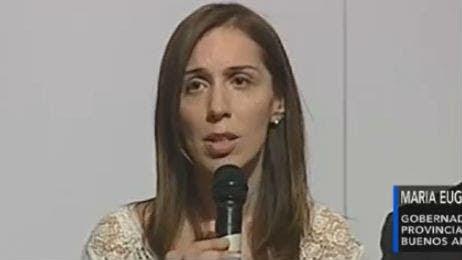Vidal aseguró que el narcotráfico penetró en la política. Foto: C5N