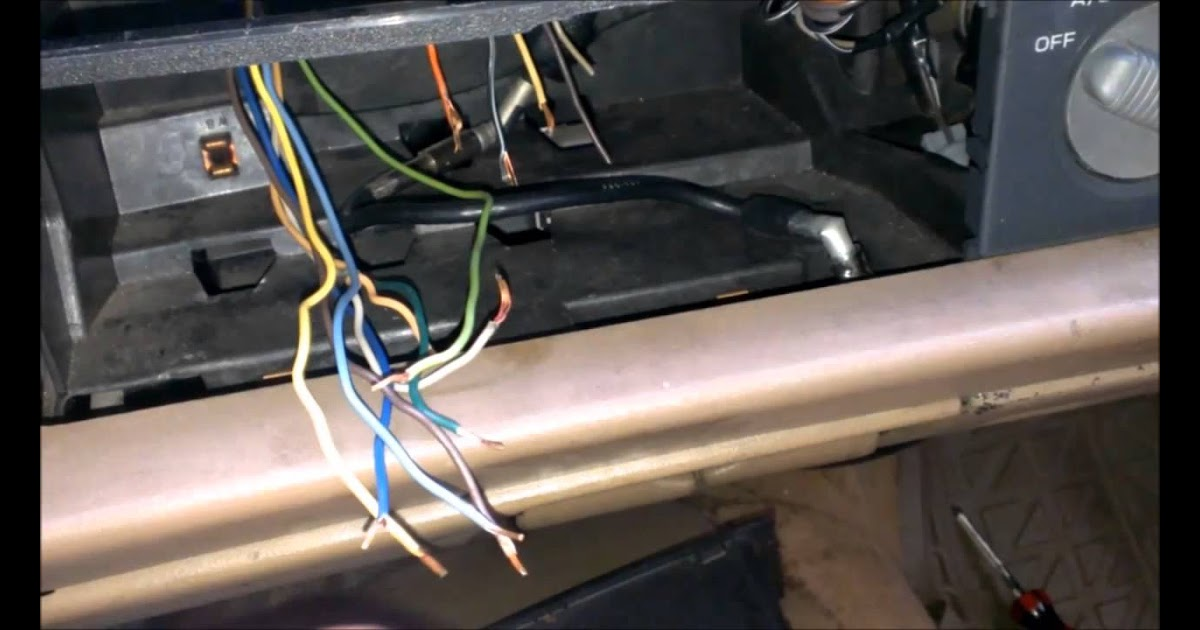 1989 Chevy 1500 Wiring Diagram