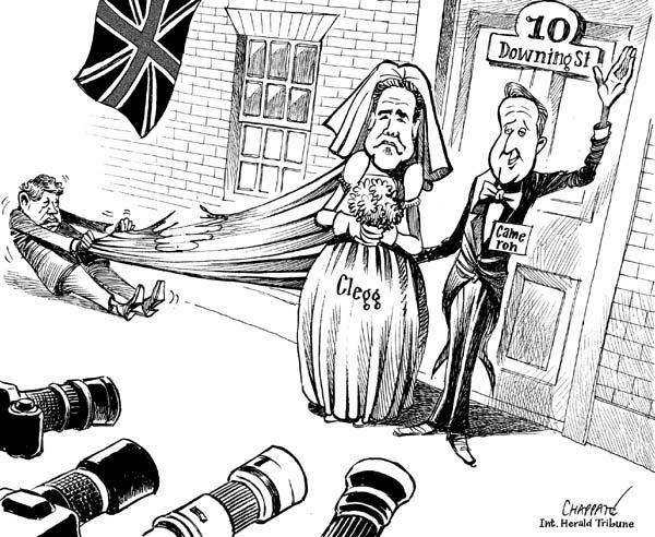 Cartoon by Patrick Chappatte