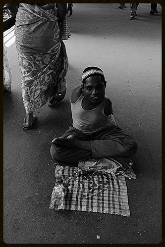 only beggars know what beggars feel by firoze shakir photographerno1