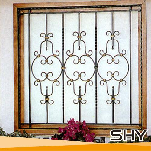 Wrought Iron balcony window,Ornamental Iron Window Grills ...