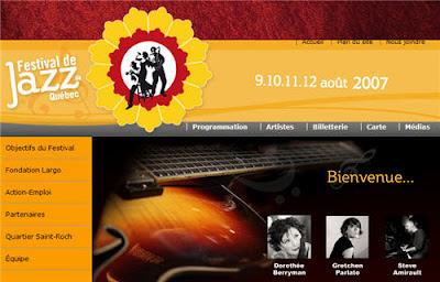 Festival de Jazz de Quebec