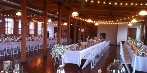 Carlisle Ribbon Mill Weddings   Get Prices for Wedding