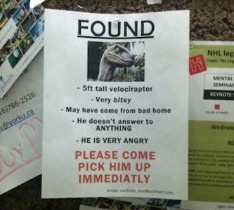 Funniest Found Poster Ever? I Vote Yes!