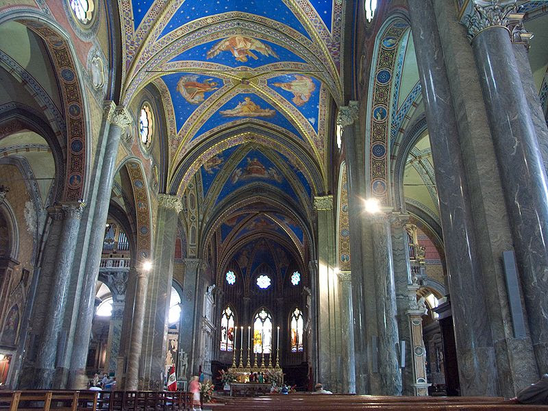 File:Rome-Santa Maria sopra Minerva-Interior1.jpg