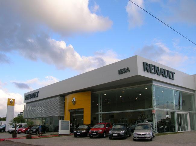 Renault do Brasil alcança a marca de 200 concessionárias no País com a inauguraçăo da Iesa Osório, no Rio Grande do Sul (foto: Thiago Machado / Photographer)