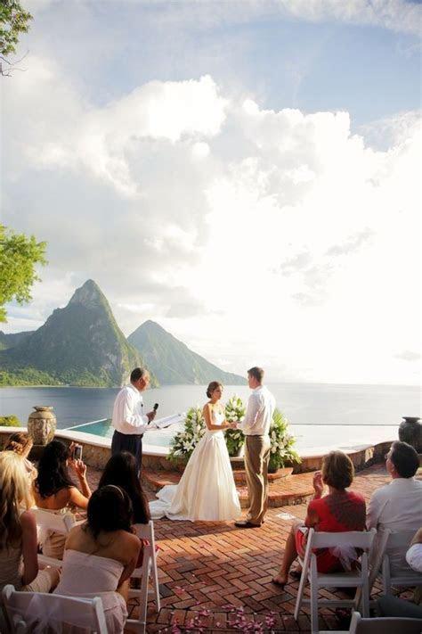 Destination Spotlight: Weddings in St. Lucia   Destination